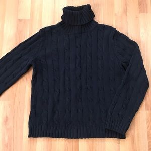 Eddie Bauer Turtle Neck Sweater